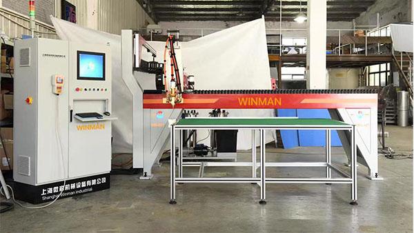 Factory winman pu gasket machine FIPFG