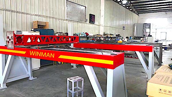 WINMAN FIPFG Machine
